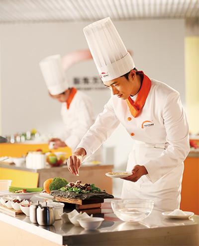羲和雅苑中餐专场线上招聘会圆满完成