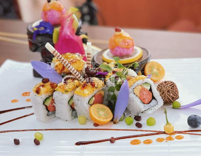 日韩料理作品展